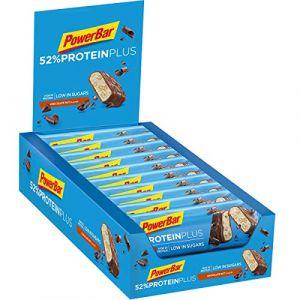 Powerbar 52% ProteinPlus 24x50g Chocolate Nut