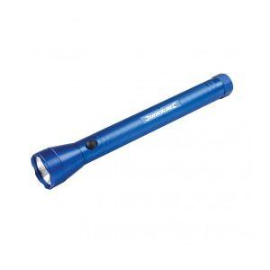 Silverline 789356 - Torche de veilleur 4 piles D