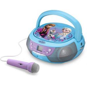 Ekids Radio CD Reine des Neiges avec micro