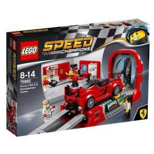 Lego 75882 - Speed Champions : Le centre de développement de la Ferrari FXX K