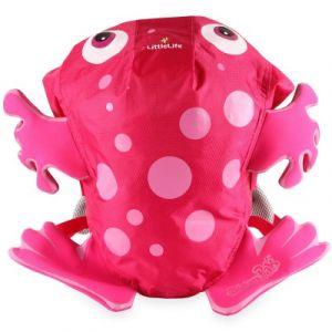 LittleLife Sac à dos junior Animal Kids grenouille rose