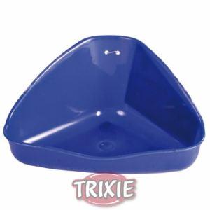 Trixie Toilette d'angle pour souris ou hamster