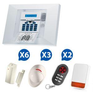 Visonic PowerMax Pro NF&a2p Kit 1 - Alarme