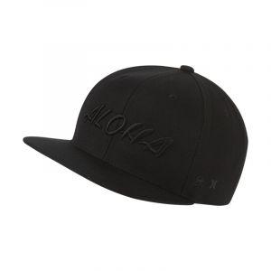 da5ab9e2030fd Nike Casquette Hurley Sig Zane Maloulu pour Homme - Noir - Taille  Einheitsgröße - Male