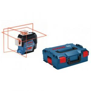 Bosch Niveau laser ligne GLL 3-80 C solo en coffret L-Boxx - 0601063R03