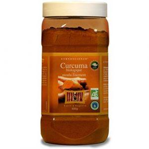Ecoidées Curcuma en poudre (pot de 500 g)