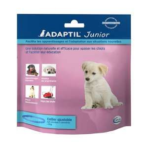 Adaptil Collier Anti-Stress Junior pour chiot - 46,5cm
