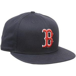 A New Era Mlb 9fifty Boston Red Sox Snap Snapbacks casquette bleu rouge M/L EU
