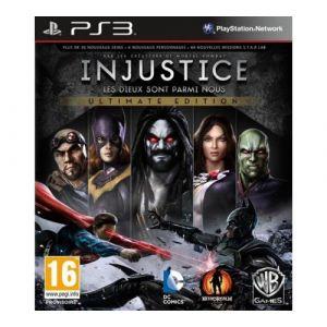 Injustice : Les Dieux sont Parmi Nous [PS3]