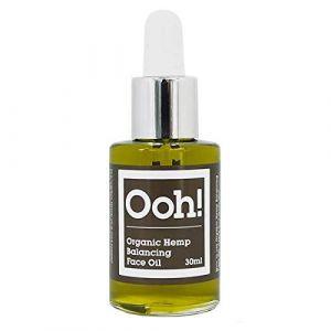 Oils of Heaven Organic Hemp Balancing Face Oil 30 ml