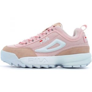 FILA Chaussures Disruptor Mesh Low Women rose - Taille 37,38,39,40,41,42