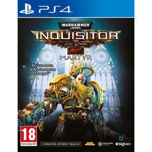 Warhammer 40,000 : Inquisitor Martyr sur PS4
