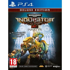 Warhammer 40,000 : Inquisitor Martyr [PS4]