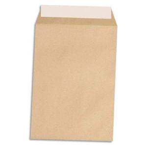 5* office 250 enveloppes 22,9  x 32,4 cm avec fenêtre 5 x 10 cm