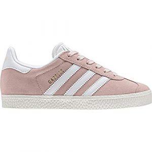 Adidas Gazelle, Chaussures de Fitness Mixte Enfant, Rose