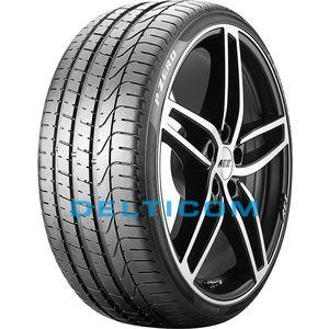 Pirelli Pneu auto été : 255/35 R19 96Y P Zero (Silver)