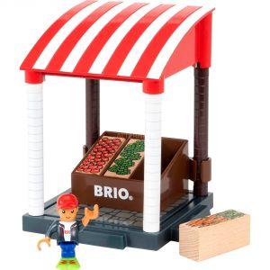 Brio 33946 - Stand de fruits et légumes