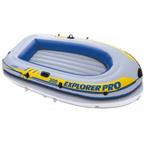 Intex 58358 - Bateau gonflable 3 places Explorer Pro 300