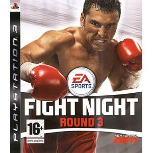 Fight Night : Round 3 [PS3]