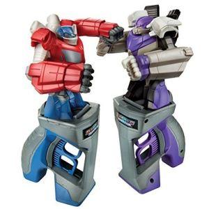 Hasbro Optimus Prime et Megatron - Pack 2 Transformers Battle Masters
