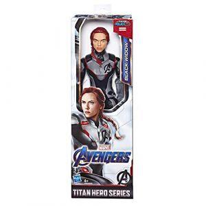 Hasbro Figurine Titan Hero - Avengers Endgame - Black Widow