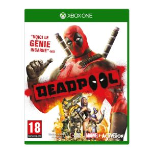 Deadpool The Game [XBOX One]
