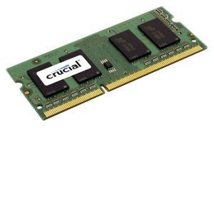 Crucial CT25664BF160BJ - Barrette mémoire SO DDR3 2 Go PC 1600 CL11 Value