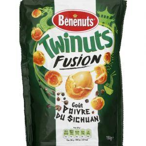 Benenuts Twinuts fusion goût poivre du sichuan 150g
