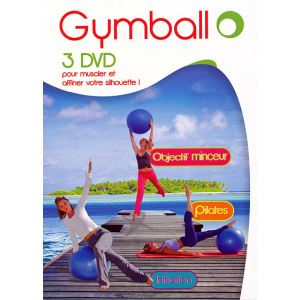 Coffret Gymball - Pilates + Initiation + Objectif minceur