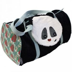 Les Déglingos Sac week-end Rototos le panda Les