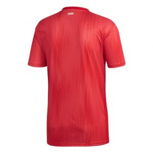 Adidas T-shirt Maillot Real Madrid Third 2018-19 rouge - Taille EU S,EU M,EU L,EU XL