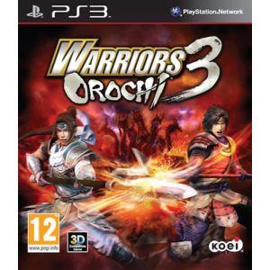 Warriors Orochi 3 [PS3]