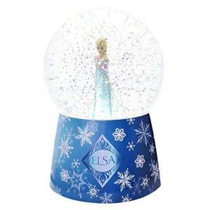 Trousselier Veilleuse boule à neige musicale la reine des neiges© - piles inclues