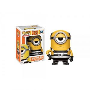 Funko Figurine Pop! Moi Moche Et Mechant 3 : Mel Jail Time