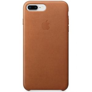 Apple Coque en cuir Havane iPhone 8 Plus / 7 Plus