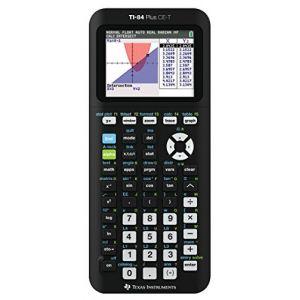 Texas instruments TI-84 Plus CE-T - Calculatrice graphique écran couleur