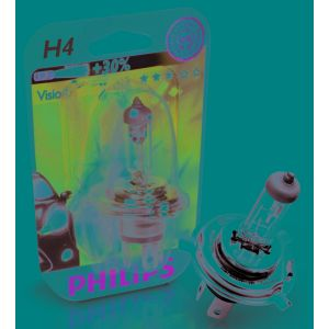 Philips 1 Ampoule H4 Vision 60/55 W 12 V