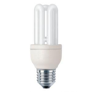 Philips 929689413609 - Ampoule Fluo-compacte Stick Culot E27 11 Watts consommés (Equivalence incandescence  50W)
