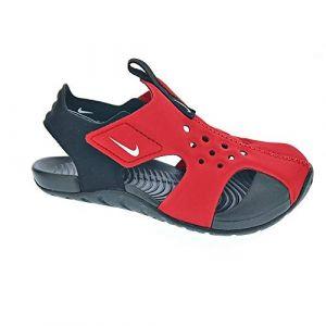 Nike Sandale Sunray Protect 2 pour Bébé/Petit enfant - Rouge - Taille 26 - Unisex