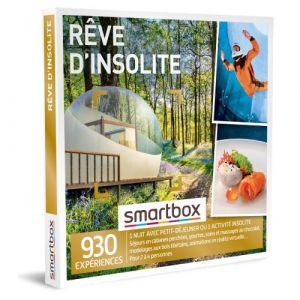 Smartbox Rêve D'insolite Coffret Cadeau Multi-Thèmes