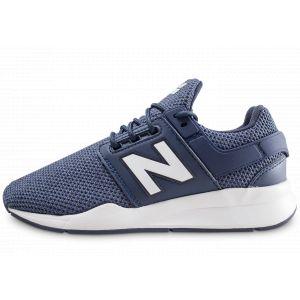 New Balance Baskets basses enfant 247 bleu - Taille 36,37,38,39