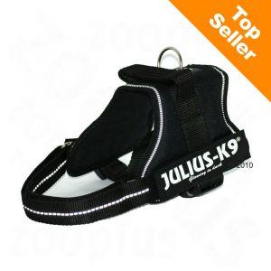 Julius K9 Harnais pour chien 2/L-XL, noir