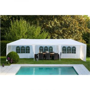 Happy Garden Tente de réception 3 x 9 m Alize