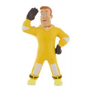 Comansi Figurine Sam le Pompier, le Pompier à la rescousse