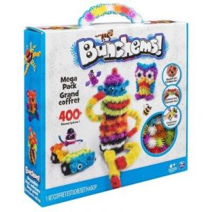 Spin Master Grand coffret Bunchems (400 pièces)