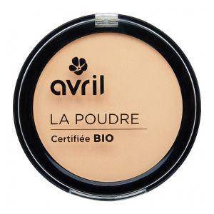 Avril Poudre compacte Porcelaine Certifiée Bio