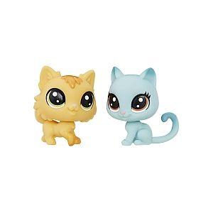 Hasbro Littlest PetShop Pack de 2 minis PetShop (C1677)