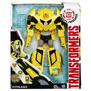Hasbro Transformers Robots in Disguise 3-Step Changers Bumblebee Figure (Farano Store, neuf)