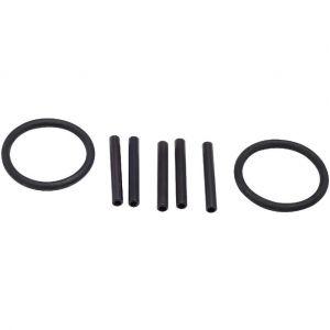 Hazet Kit de pièces de rechange pour le compresseur de ressort: 5 goupilles cylindriques et 2 joints toriques - 4900-02/7