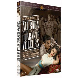 Ali Baba et les quarante voleurs [DVD]